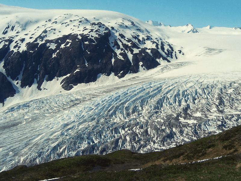 harding glacier trail alaska