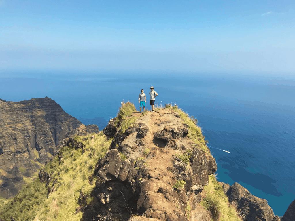 hawaii hiking trail