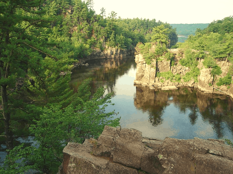 ice age national scenic trail wisconsin