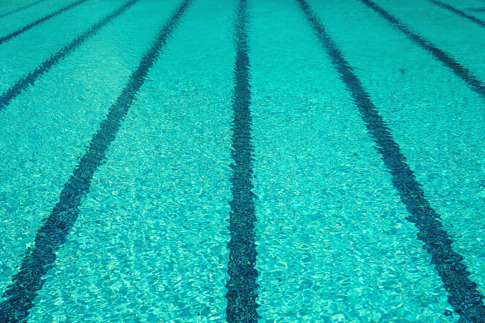 pool lines hot springs