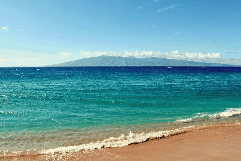 beach in hawaii