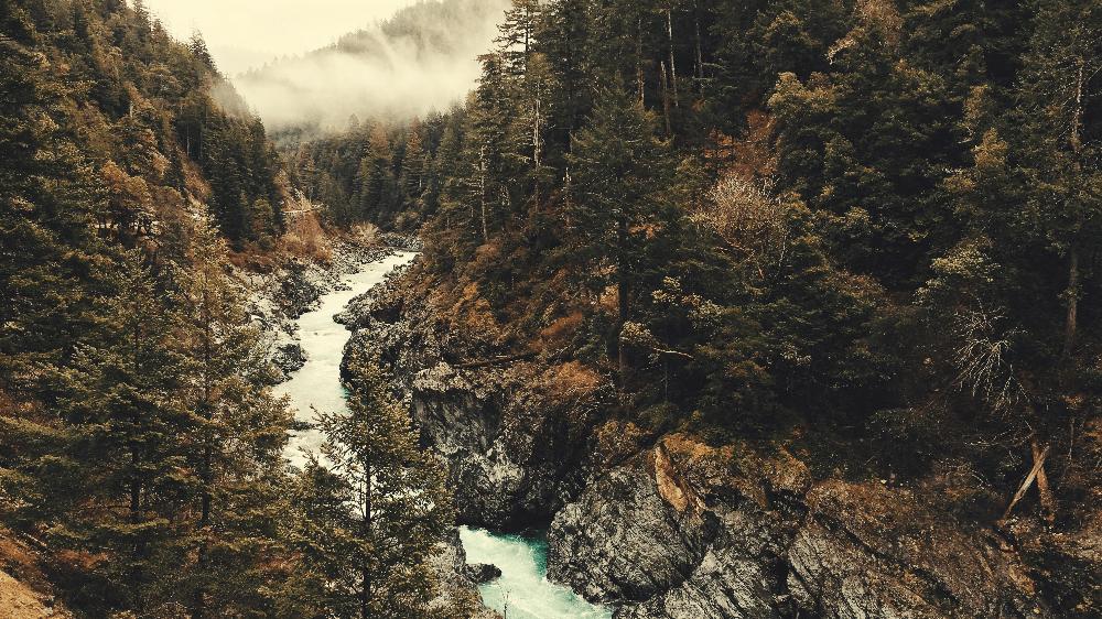 small river in california